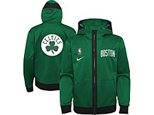 Youth Boston Celtics Showtime Hooded Jacket