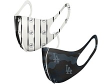 Los Angeles Dodgers Bonded Mask Face Coverings