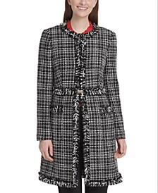 Tweed Topper Jacket