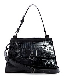 Stephi Top Handle Flap Crossbody