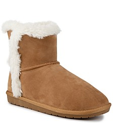 Women's Poppy Fuzzy Winter Booties