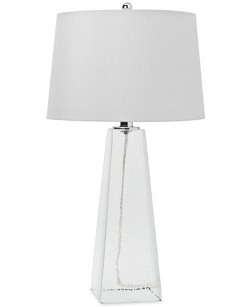 Regina andrew design regina andrew ice cube glass table lamp product details a clear edge the ice cube table lamp aloadofball Choice Image