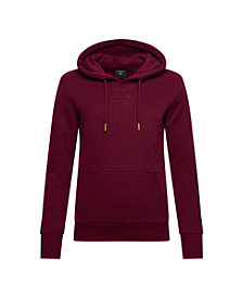 Superdry Women's Vintage Logo Tonal Embroidered Hoodie