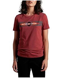 Women's Vintage Casual T-Shirt