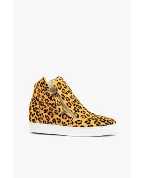 Fur Top Zip Women's Sneakers Women's Shoes