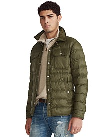 Men's Water-Repellent Utility Jacket