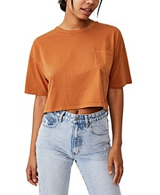 Women's The Slouch Pocket T-Shirt