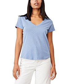 Women's The One Fitted V-neck T-Shirt