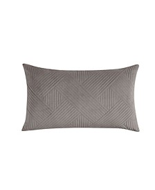 Design Velvet Decorative Pillow, Created for Macy's