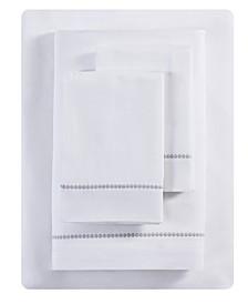 Simple Dot 4 Piece Sheet Set, King