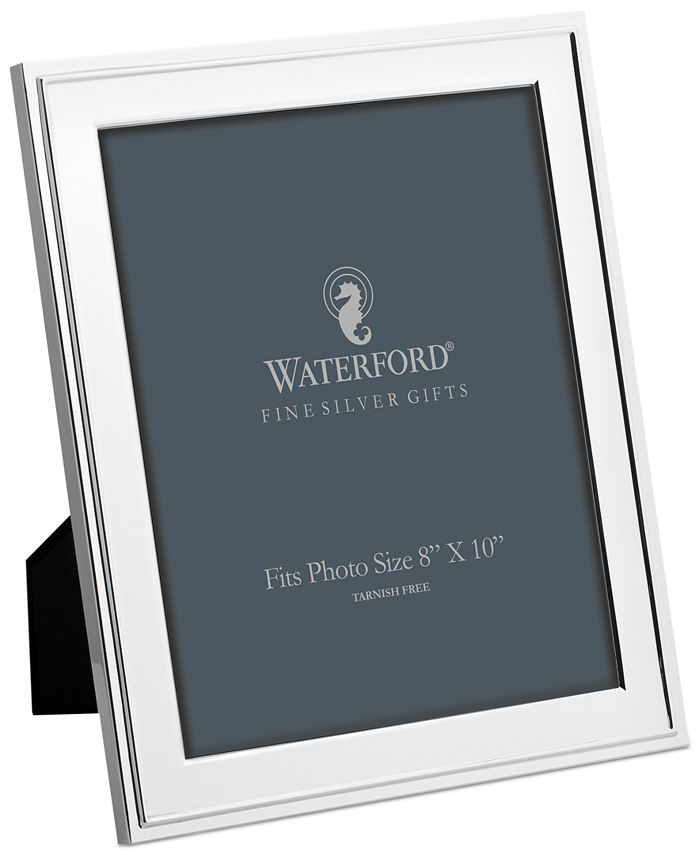 """Waterford - """"Classic"""" Picture Frame, 8 x 10"""""""