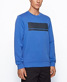 BOSS Men's Salbo 1 Slim-Fit Sweatshirt