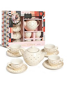 Toy Ceramic Tea Set