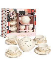 Toy Ceramic Tea Set