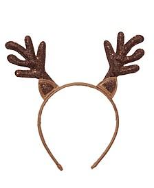 Girls Headband- Reindeer