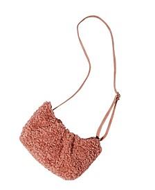 Girls Teddy Fur Maddie Fashion Bag