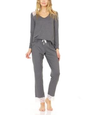 Women's Yummy Jersey Pajama Set