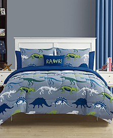 Dino Team Comforter Set Collection