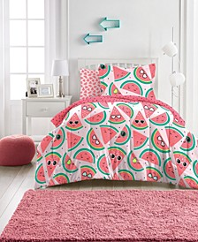 Watermelon Jam Bed in a Bag, Twin