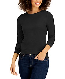 Long-Sleeve Top, Created for Macy's