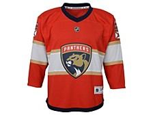 Florida Panthers Kids Blank Replica Jersey