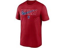 Philadelphia Phillies Men's City Swoosh Legend T-Shirt