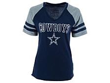 Women's Dallas Cowboys Gleam Across Pavilion T-Shirt