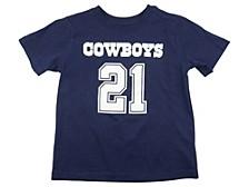 Dallas Cowboys Kids Mainliner Player T-Shirt Ezekiel Elliott