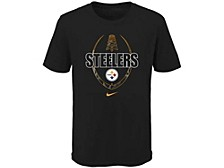 Toddler Pittsburgh Steelers Icon T-Shirt