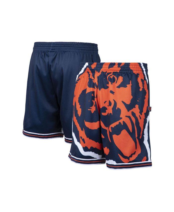 Mitchell & Ness Men's Chicago Bears Big Face Shorts & Reviews - NFL - Sports Fan Shop - Macy's