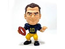 Michigan Wolverines Big Shot Ballers Figurine - Tom Brady