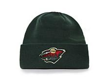 Minnesota Wild Basic Cuff Knit Hat