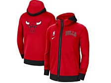 Chicago Bulls Youth Showtime Hooded Jacket