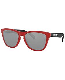 Oakley Frogskins Sunglasses, OO9013 55