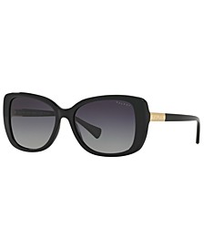 Ralph Women's Polarized Sunglasses, RA5223