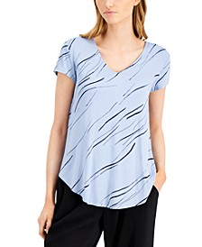 Print Top, Created for Macy's