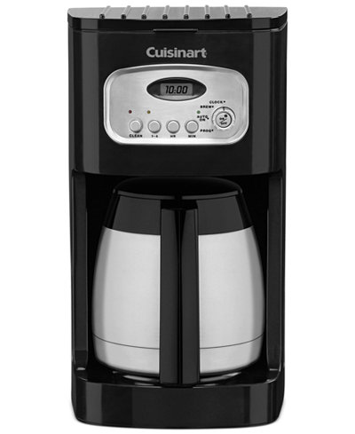 Cuisinart DCC-1150BK 10-Cup Thermal Programmable Coffee Maker