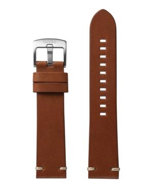 Men's Horween Cognac Brown Genuine Leather Strap