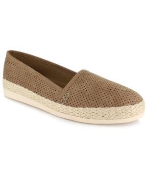 Earie Slip-On Espadrille Flats Women's Shoes