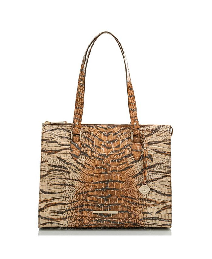 Brahmin - Anywhere Ombre Melbourne Embossed Leather Tote