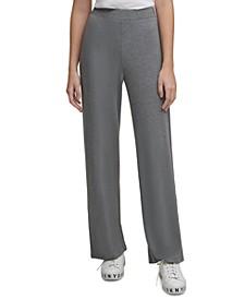 Wide-Leg Yoga Pants
