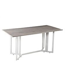 Gi Driness Drop Leaf Table