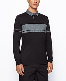 BOSS Men's Plisy Regular-Fit Polo Shirt