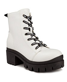Women's Carme Combat Boot