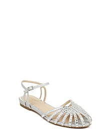Women's Perla Flat Evening Sandal