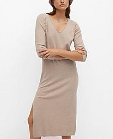 Women's Fine Knitted Dress