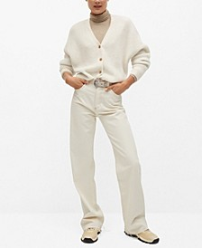 Women's Button Knit Cardigan