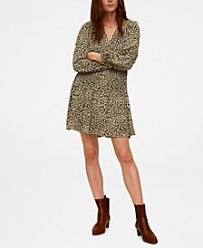 Women's Flared Short Dress