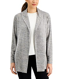 Spacedyed Shawl-Collar Cardigan, Created for Macy's