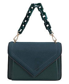 Melie Bianco Dawn Small Vegan Leather Crossbody